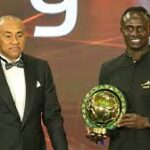 Senegalese Sadio Mane has won 2019 CAF African player of the year.