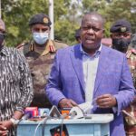 Matiang'i Promises to Expose Drug Traffickers