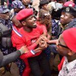 UGANDA: Bobi Wine arrested, placed under house arrest.