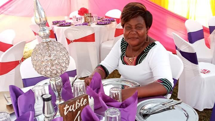 The Late Gospel Minister and Musician Monica Asingo