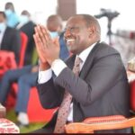 William Ruto writes to Raila after testing positive to COVID-19