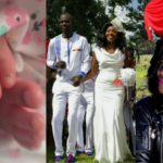 Florence Andenyi; Gospel Singer welcomes   baby girl after years of secret tears.