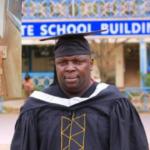 Mathew Aol Nyamlori, 37: graduate who spent 29 years in primary, did KCPE 9 times.
